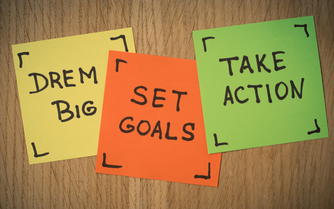 6 Steps to Hitting Any Goal