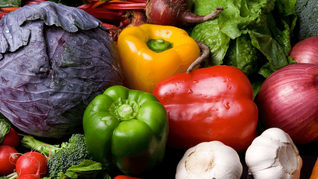 Nutrition Challenge #5: Veggies