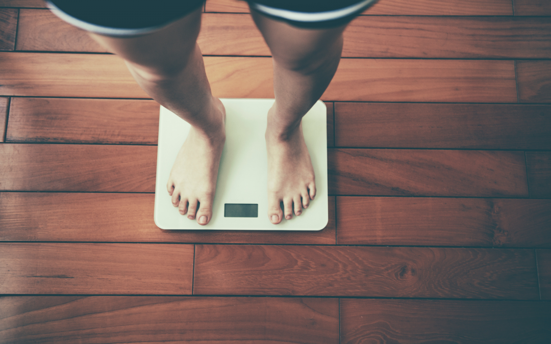 How to find your best weight.