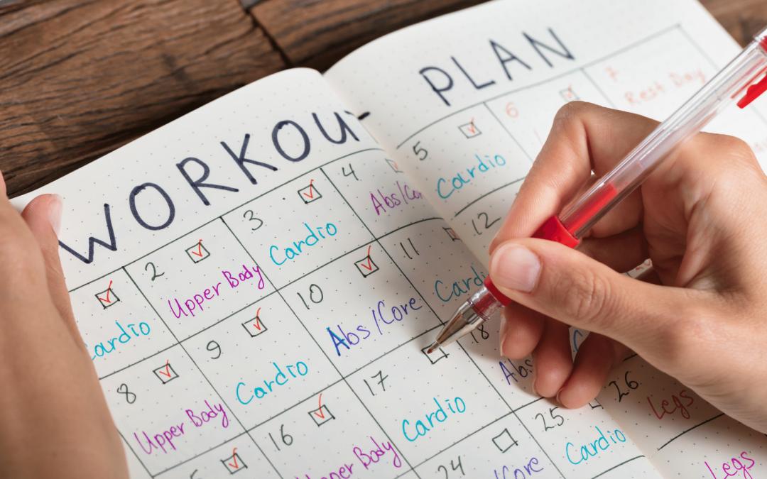 Make fitness a habit.
